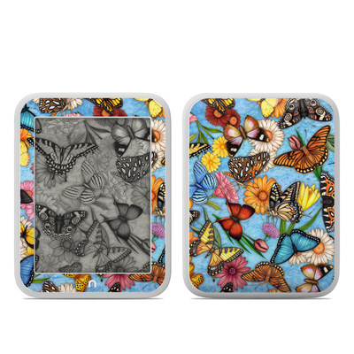 Barnes and Noble NOOK GlowLight Skin - Butterfly Land