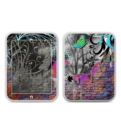 Barnes and Noble NOOK GlowLight Skin - Butterfly Wall