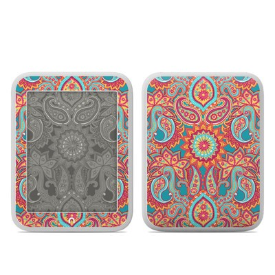 Barnes and Noble NOOK GlowLight Skin - Carnival Paisley