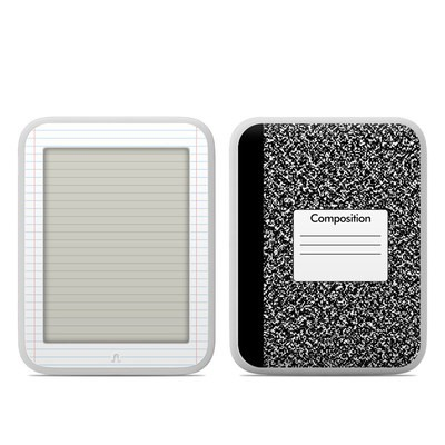 Barnes and Noble NOOK GlowLight Skin - Composition Notebook
