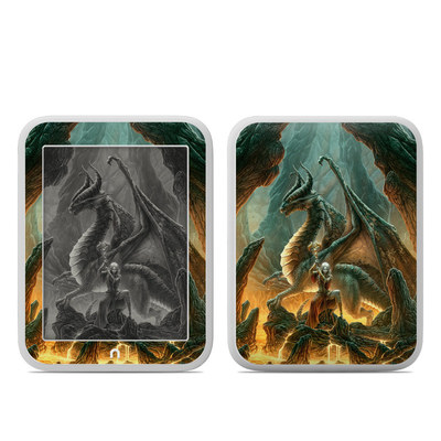 Barnes and Noble NOOK GlowLight Skin - Dragon Mage