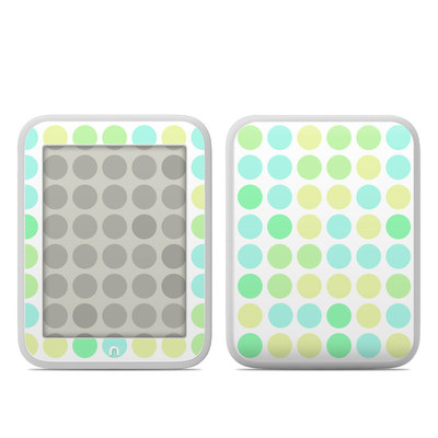Barnes and Noble NOOK GlowLight Skin - Big Dots Mint