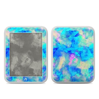Barnes and Noble NOOK GlowLight Skin - Electrify Ice Blue