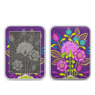 Barnes and Noble NOOK GlowLight Skin - Floral Bouquet