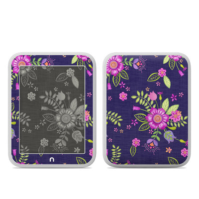 Barnes and Noble NOOK GlowLight Skin - Folk Floral
