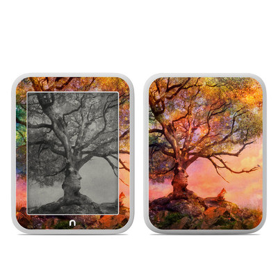 Barnes and Noble NOOK GlowLight Skin - Fox Sunset