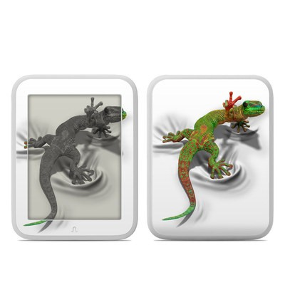 Barnes and Noble NOOK GlowLight Skin - Gecko