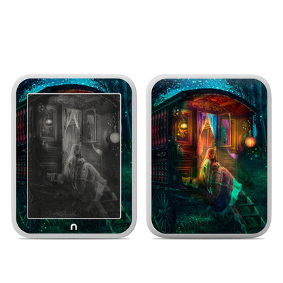 Barnes and Noble NOOK GlowLight Skin - Gypsy Firefly