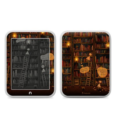 Barnes and Noble NOOK GlowLight Skin - Google Data Center