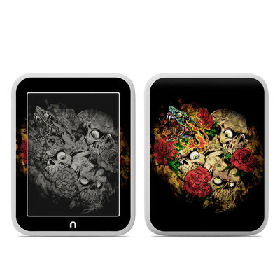 Barnes and Noble NOOK GlowLight Skin - Gothic Tattoo