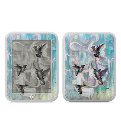 Barnes and Noble NOOK GlowLight Skin - Hummingbirds