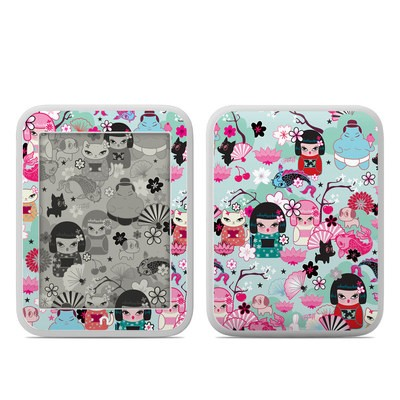 Barnes and Noble NOOK GlowLight Skin - Kimono Cuties