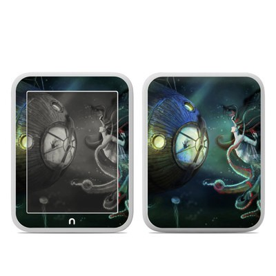 Barnes and Noble NOOK GlowLight Skin - 20000 Leagues