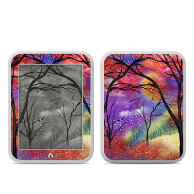 Barnes and Noble NOOK GlowLight Skin - Moon Meadow