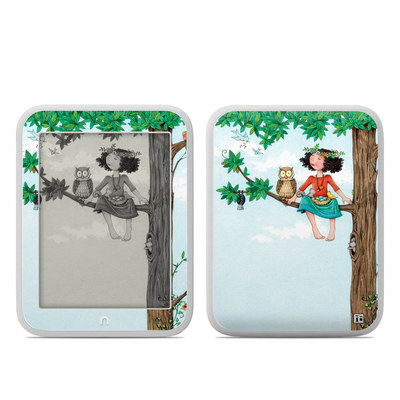 Barnes and Noble NOOK GlowLight Skin - Never Alone