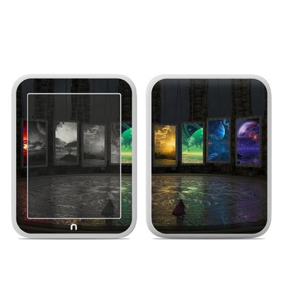 Barnes and Noble NOOK GlowLight Skin - Portals