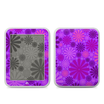 Barnes and Noble NOOK GlowLight Skin - Purple Punch