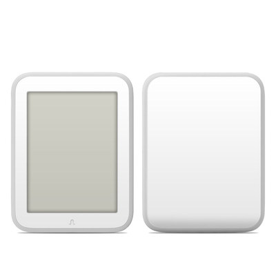 Barnes and Noble NOOK GlowLight Skin - Solid State White