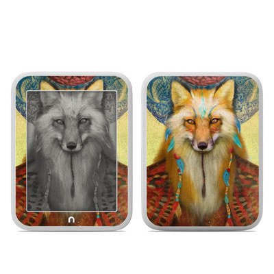Barnes and Noble NOOK GlowLight Skin - Wise Fox