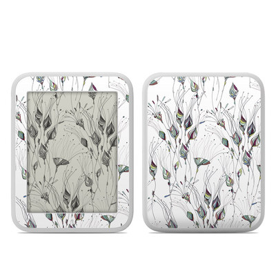 Barnes and Noble NOOK GlowLight Skin - Wildflowers