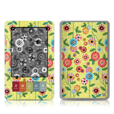 Nook Skin - Button Flowers