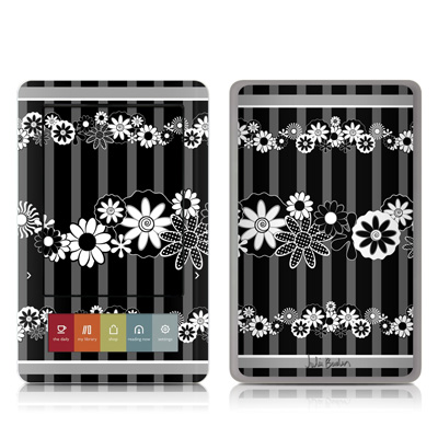 Nook Skin - Black Retro