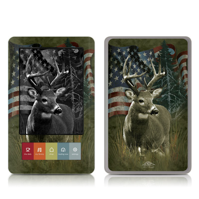 Nook Skin - Deer Flag