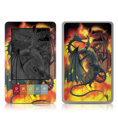 Nook Skin - Dragon Wars