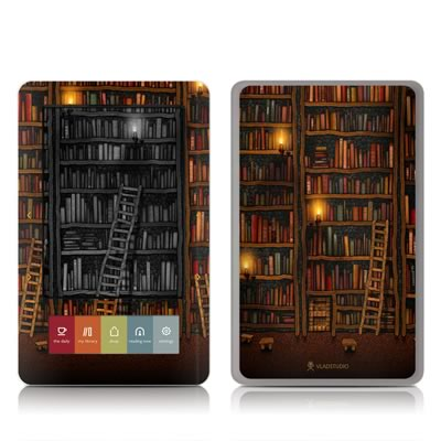 Nook Skin - Library