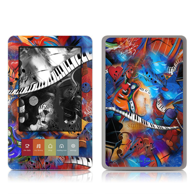 Nook Skin - Music Madness
