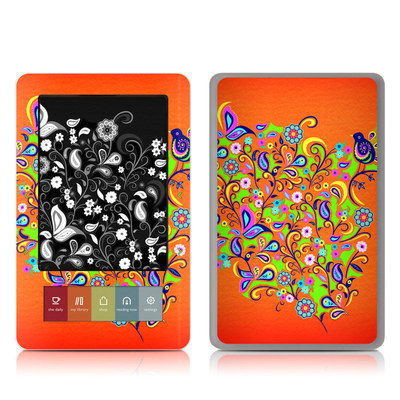 Nook Skin - Orange Squirt