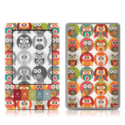 Nook Skin - Owls Family