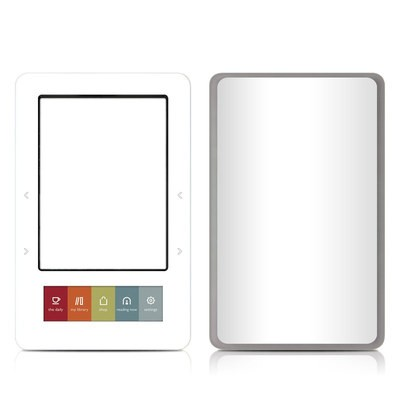 Nook Skin - Solid State White