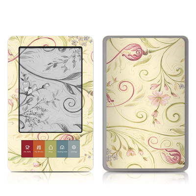 Nook Skin - Tulip Scroll