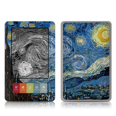 Nook Skin - Starry Night