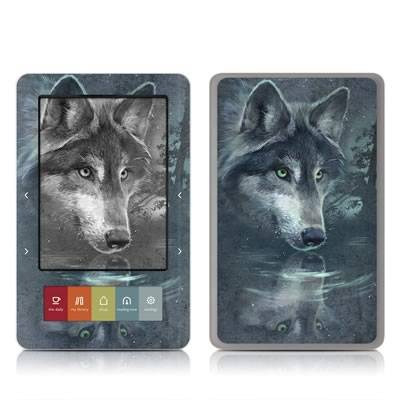 Nook Skin - Wolf Reflection