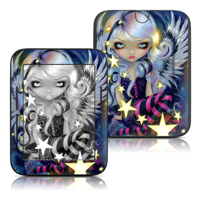 Barnes and Noble Nook Touch Skin - Angel Starlight