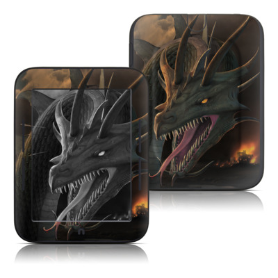 Barnes and Noble Nook Touch Skin - Annihilator