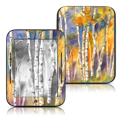 Barnes and Noble Nook Touch Skin - Aspens