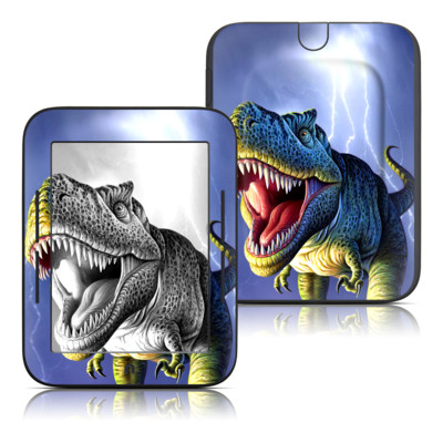 Barnes and Noble Nook Touch Skin - Big Rex