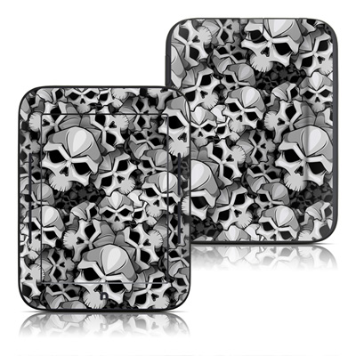 Barnes and Noble Nook Touch Skin - Bones