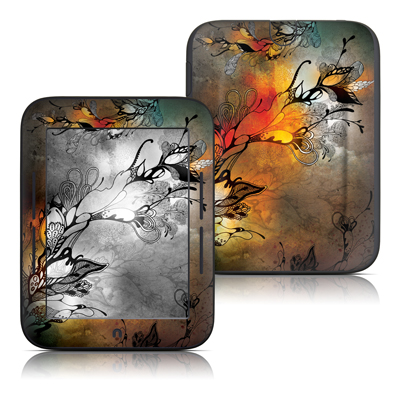 Barnes and Noble Nook Touch Skin - Before The Storm