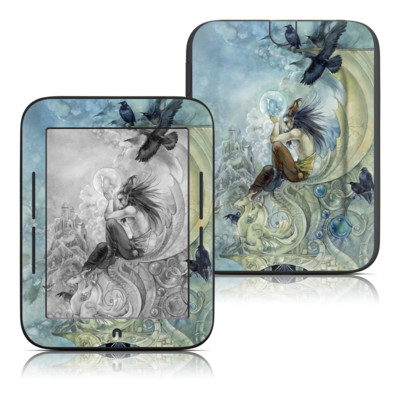 Barnes and Noble Nook Touch Skin - Capricorn