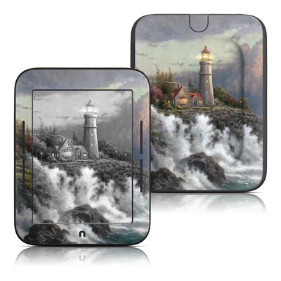 Barnes and Noble Nook Touch Skin - Conquering Storms