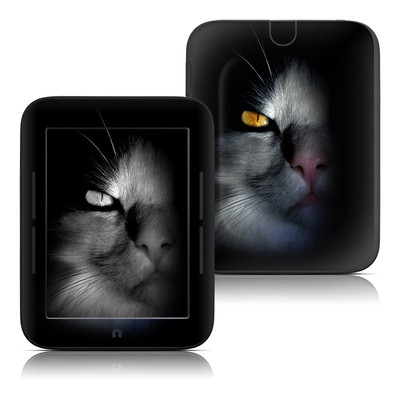 Barnes and Noble Nook Touch Skin - Darkness