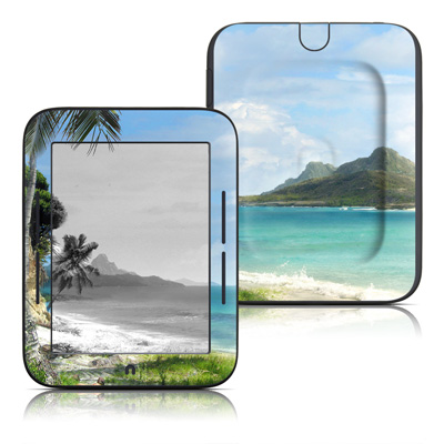 Barnes and Noble Nook Touch Skin - El Paradiso