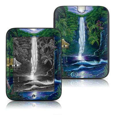 Barnes and Noble Nook Touch Skin - In The Falls Of Light