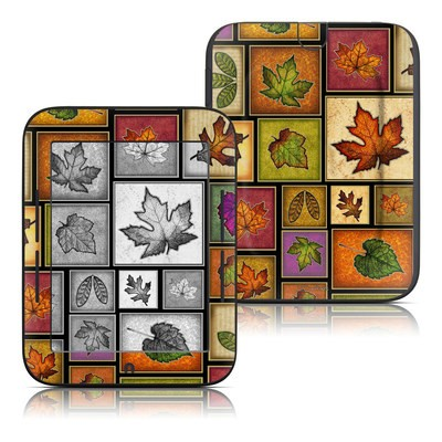 Barnes and Noble Nook Touch Skin - Fall Leaves