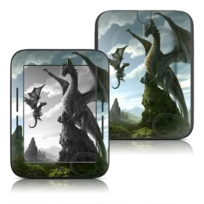 Barnes and Noble Nook Touch Skin - First Lesson