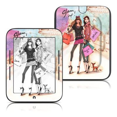 Barnes and Noble Nook Touch Skin - Gallaria